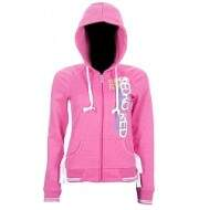 Ecko Red Star All Hoodie Feminina cor rosa