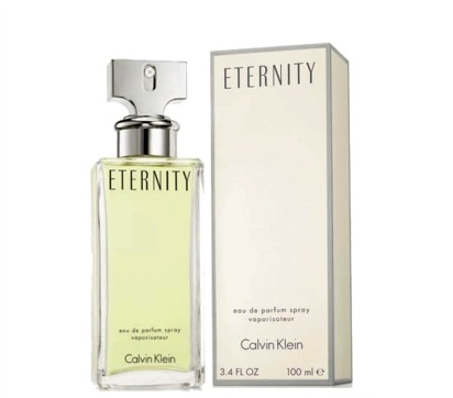 Calvin Klein Eternity EDP Feminino 50ML