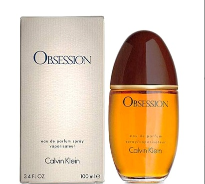 Calvin Klein Obsession EDP Feminino 50ML
