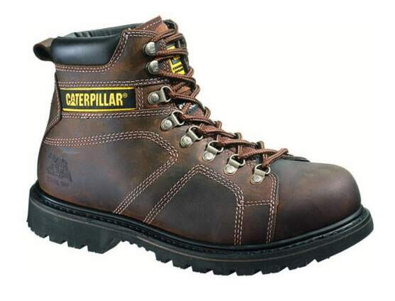 Bota CAT Caterpillar Silverton antiderrapante Leather Work