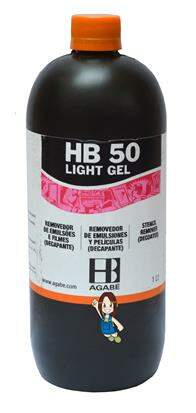 HB50 Light Gel (removedor de emulsão) - 01 litro