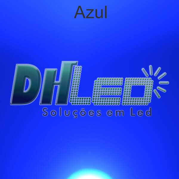 Componente Super Led 1W Azul