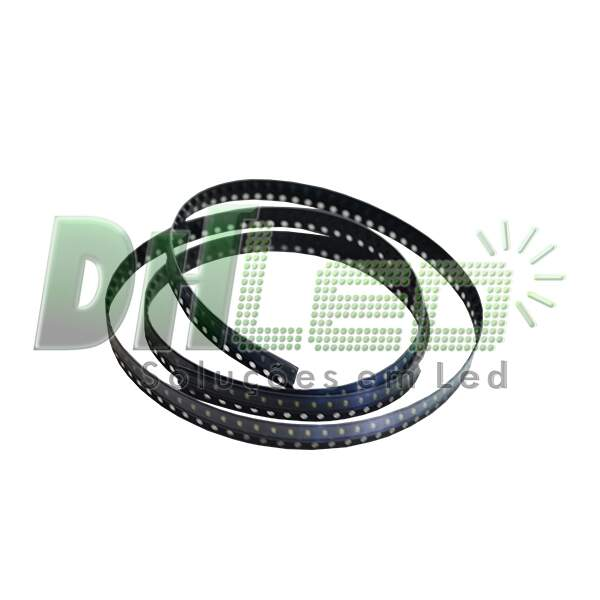 Componente Micro led Verde SMD 0603 c/100