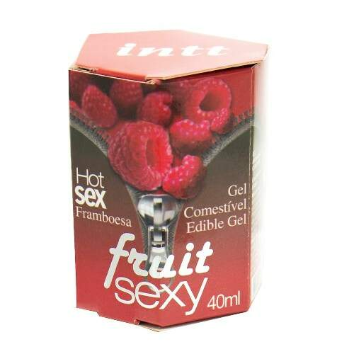 GEL FRUIT SEXY HOT 40ML - [1405]