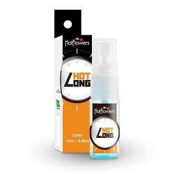 GEL HOT LONG SPRAY 12 ML - [0168]