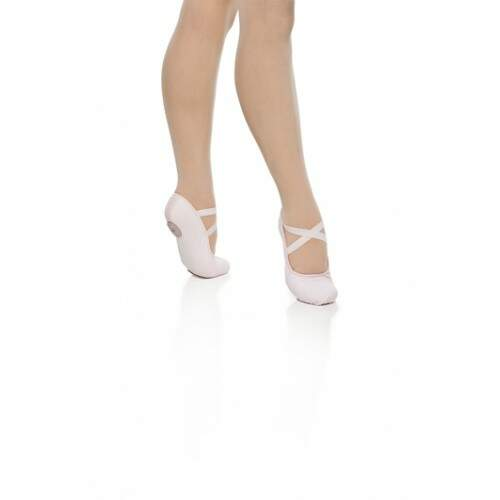 Sapatilha de Ballet com Stretch Glove Foot