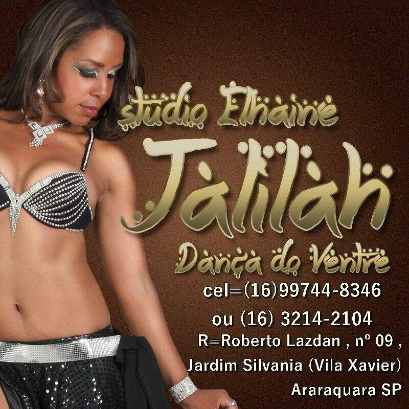 Elhaine Jalilah Dança do Ventre
