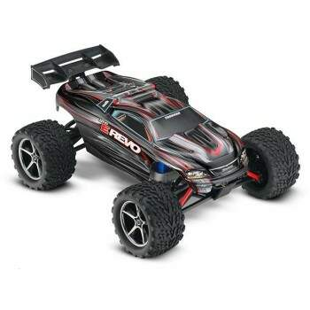 E-REVO: 1/16-SCALE 4WD RACING MONSTER TRUCK