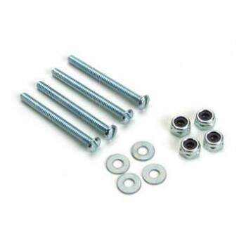 BOLT SETS W/LOCK NUTS 4-40 X 1-1/4