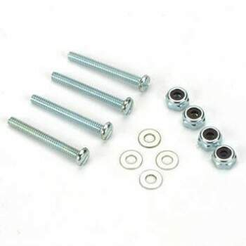BOLT SETS W/LOCK NUTS 6-32 X 1 1/4