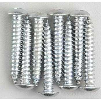 BUTTON HEAD SHEET METAL SCREWS 8 X 1