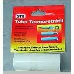 TERMORETRATIL PVC DIAM. 38,2MM / CHATO 60MM - BRANCO