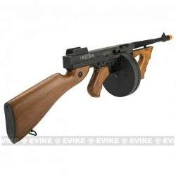 RIFA - RIFLE DE AIRSOFT CYBERGUN - THOMPSON CHICAGO - LICENCIADA