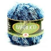 Barbante Barroco Decore  Cod. 916- Azul