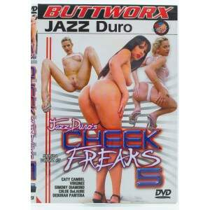 Buttworx - Jazz Duro\\\'s Cheek Freaks #5 (Bunda Voraz #5)