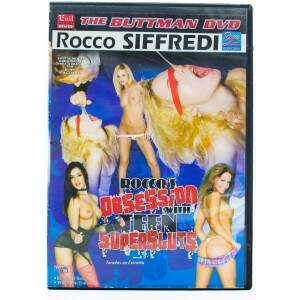 The Buttman DVD - Rocco\\\'s Obsession With Teen Supersluts (Taradas ao Extremo)