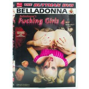 The Buttman DVD - Belladonna\\\'s Fucking Girls #4 (Belladonna Só Para Elas #4 Parte 1)
