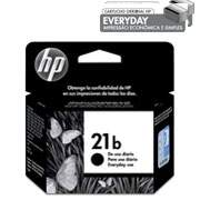 Cartucho HP 21B Preto Everyday C9351BB