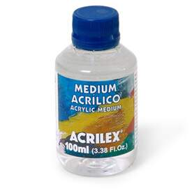 Medium Acrílico 100ml Ref: 15410 Acrilex