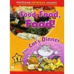 Livro Food , Food , Food The Cats Dinner - MACMILLAN .