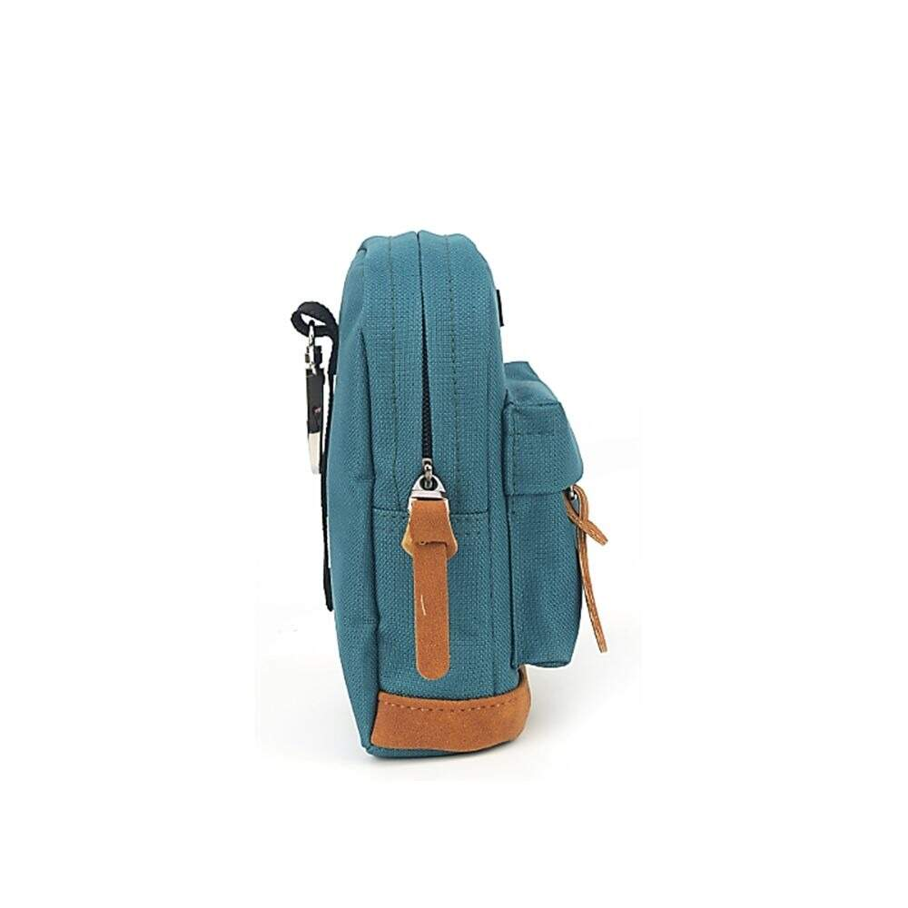 Mini Mochila Chaveiro Up4You MS45562UP Luxcel Verde-Água