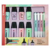 Kit Stabilo BOSS Pastel + Swing Cool Pastel + Boss Mini Pastel Love c/12 unidades 553403 Stabilo