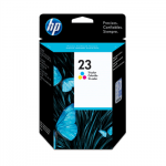 Cartucho de Tinta HP 23 Tricolor 30ml C1823D
