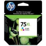 Cartucho de Tinta HP 75XL Color 11ml CB338WB