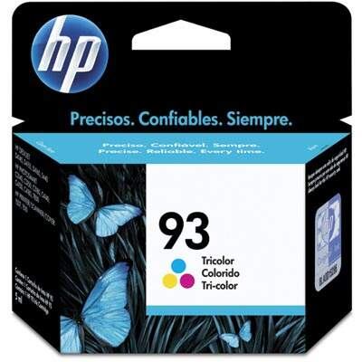 Cartucho de Tinta HP 93 Color 5ml C9361WB