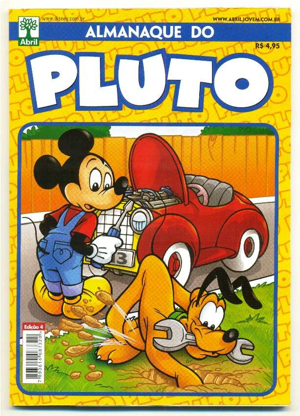 ALMANAQUE DO PLUTO N°04