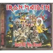 CD IRON MAIDEN - BEST OF THE BEAST