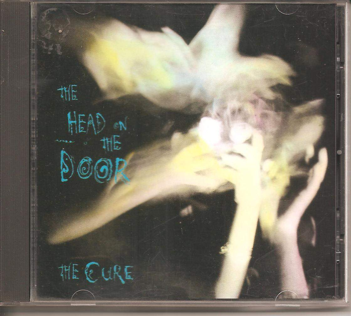 CD THE CURE - THE HEAD ON THE DOOR