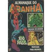 GIBI ALMANAQUE DO ARANHA N°04