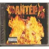 CD PANTERA - REINVENTING THE STEEL