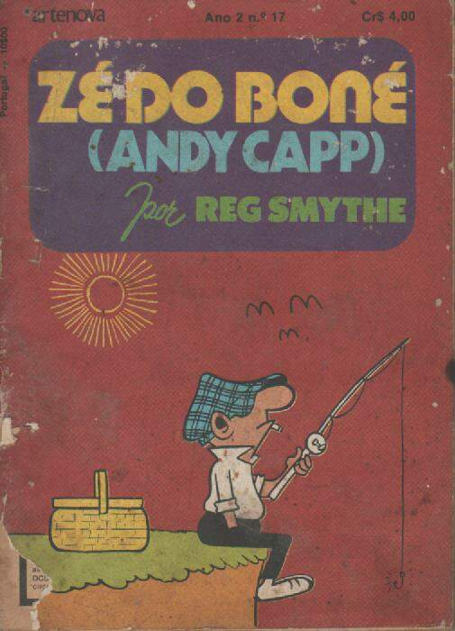 GIBI ZÉ DO BONÉ ( ANDY CAPP) N°17
