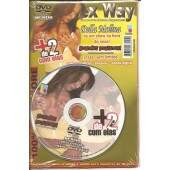 DVD ERÓTICO SEX WAY N°24 - GRANDES PRAZERES