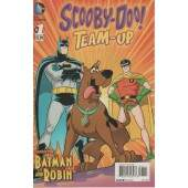 GIBI SCOOBY-DOO TEAM-UP N°01