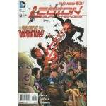 GIBI LEGION OF SUPER-HEROES N°12