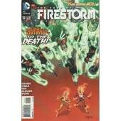 GIBI THE FURY OF FIRESTORM - THE NUCLEAR MEN N°12