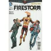 GIBI THE FURY OF FIRESTORM - THE NUCLEAR MEN N°20