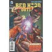 GIBI RED HOOD AND THE OUTLAWS N°21