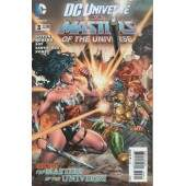 GIBI DC UNIVERSE VS. MASTER OF THE UNIVERSE N°03