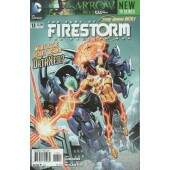 GIBI THE FURY OF FIRESTORM - THE NUCLEAR MAN N°13