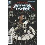 GIBI BATMAN AND TWO-FACE N°28