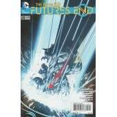 GIBI THE NEW 52 - FUTURES END N°28