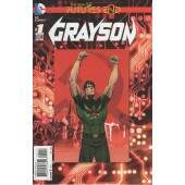 GIBI GRAYSON - FUTURES END N°01
