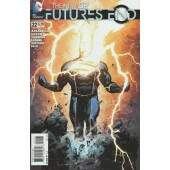 GIBI THE NEW 52 - FUTURES END N°22