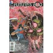 GIBI THE NEW 52 - FUTURES END N°25