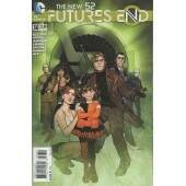 GIBI THE NEW 52 - FUTURES END N°36