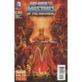 GIBI HE-MAN AND THE MASTERS OF THE UNIVERSE N°018